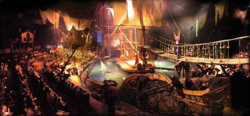 .The Galleon Photo Credit: Pirates Dinner Adventure