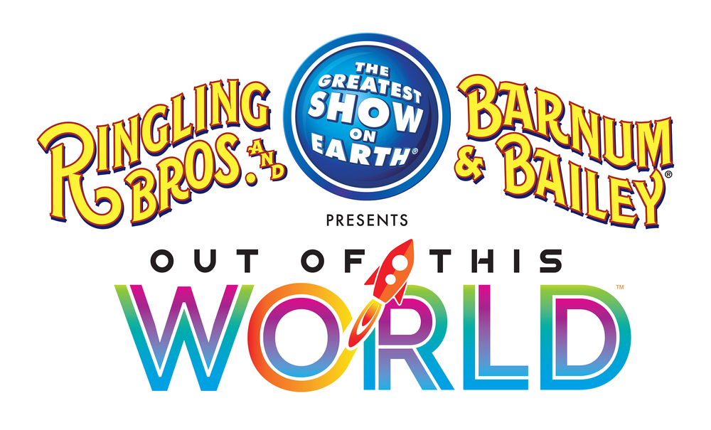 Ringling Bros Barnum Bailey Circus Out of This World