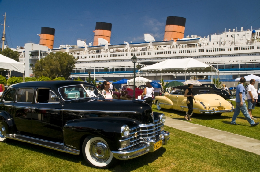 Queen Mary Art Deco Festival