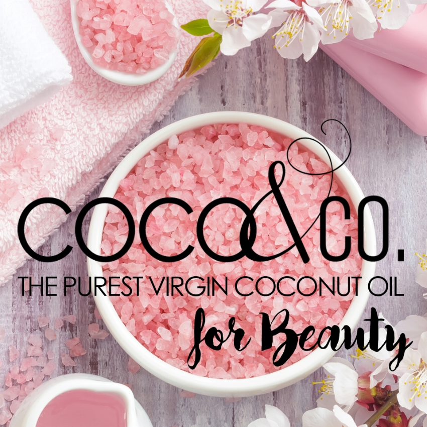Soon to be released! COCO GLOW  Coconut + Pink Himalayan Salt Scrub, I'm excited to try this!