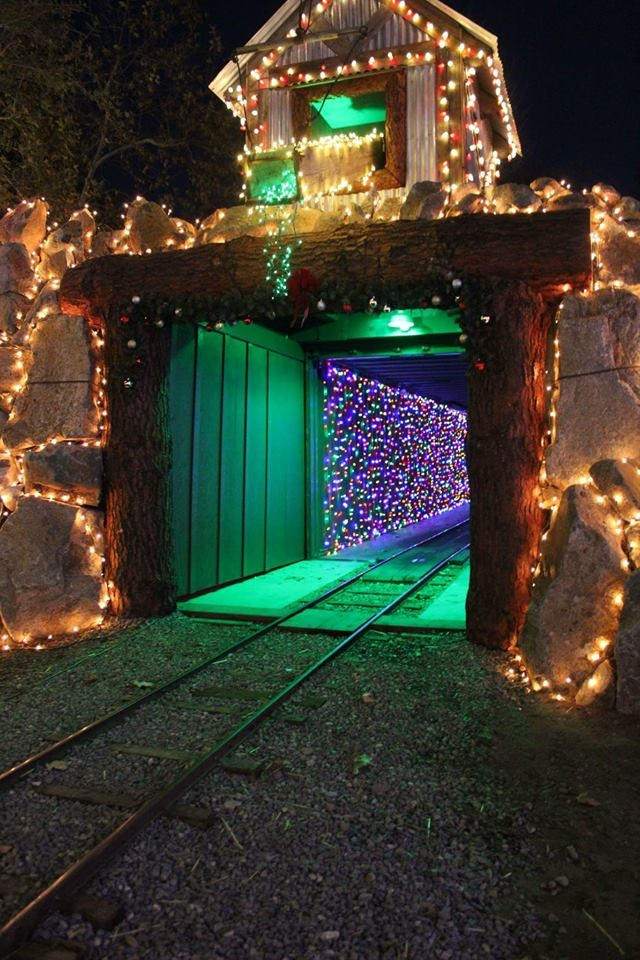 Tunnel of Lights
