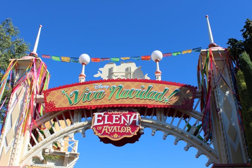 Holidays at Disneyland Resorts Anaheim