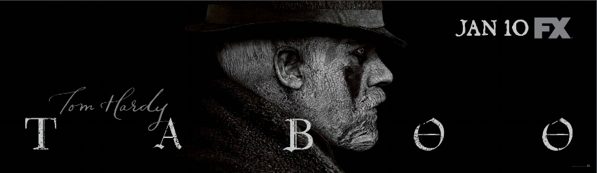 FX Networks Taboo