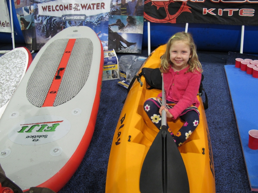 Los Angeles Boat Show at Fairplex Pomona