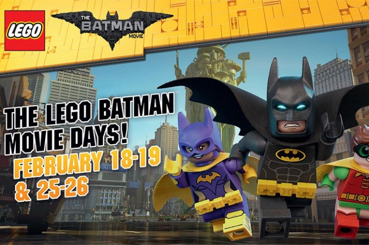 The LEGO® Batman™ Movie Days   legoland california
