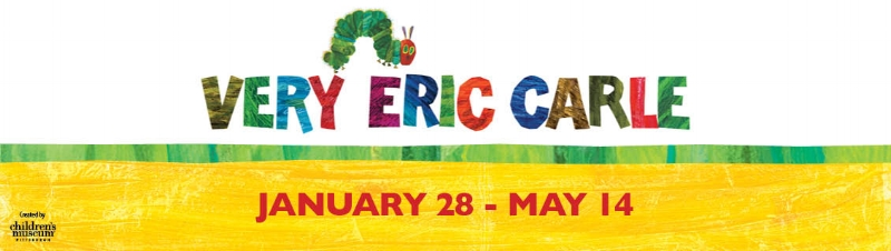 Very Eric Carle Discovery Cube OC