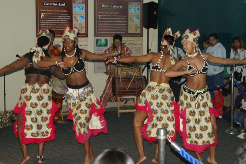 African-American Festival at Aquarium of the Pacific Long Beach