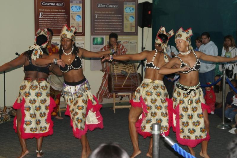 African-American Festival at Aquarium of the Pacific Long Beach