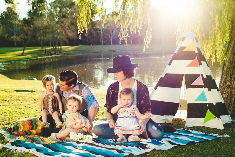 Babychella Family Art  Music Festival Irvine