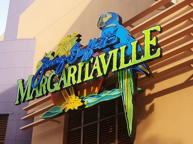 Margaritaville at Universal Citywalk (c) Cleverly Catheryn