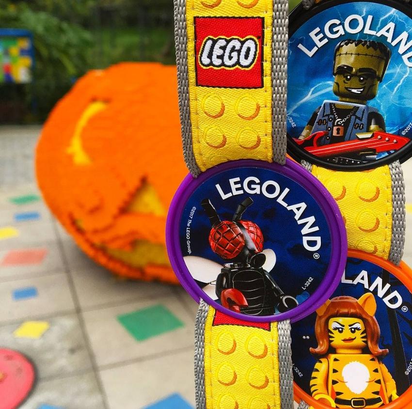 Brick or Treat Party Nights at Legoland California