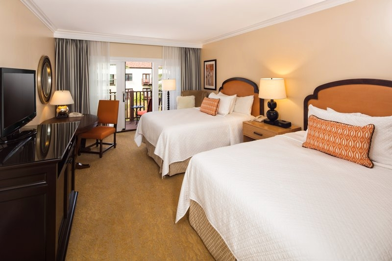 Double Room with a view Photo Credit: La Estancia Spa