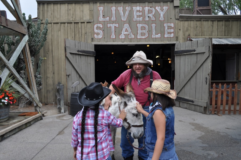 Our Favorite time of the year at Knott's Ghost Town Alive!