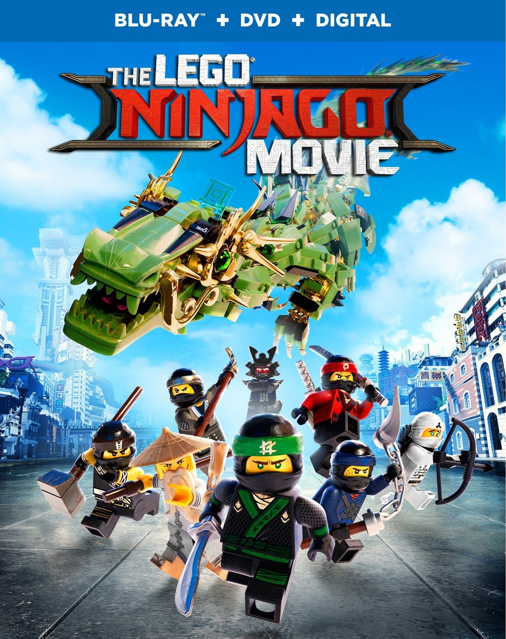 The Lego Ninjago Movie Hits Stores December 19th Cleverly Catheryn