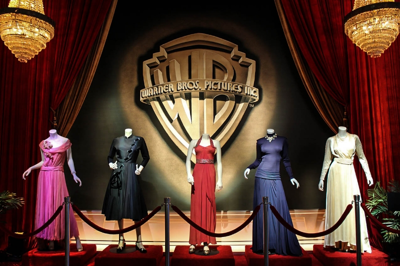 Warner Bros Studio Tour Hollywood