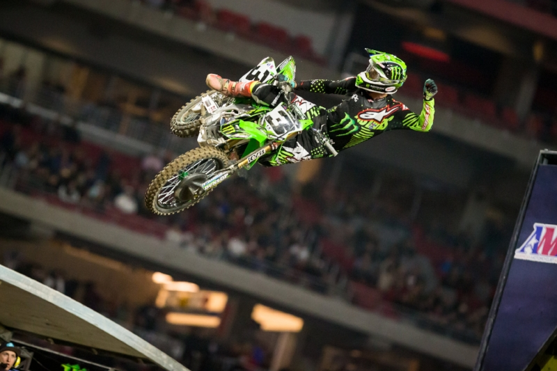 Photo Credit: Feld/ Monster Energy Supercross
