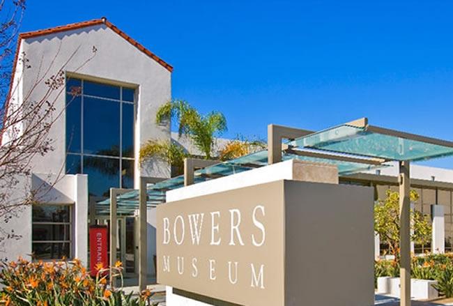 Bowers Museum Sanat Ana