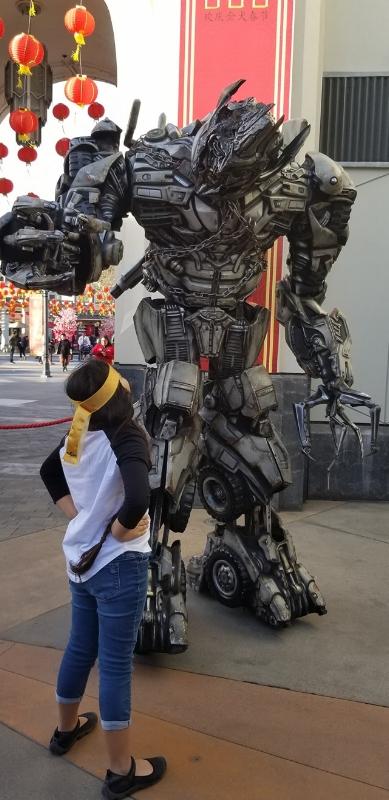 Lunar New Year Universal Studios (c) Cleverly Catheryn