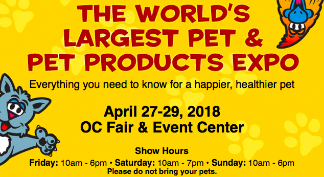 28th Annual America's Family Pet Expo
