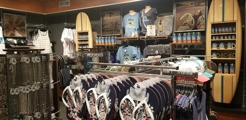 Boardwalk Surf Shop at Knott's Berry Farm