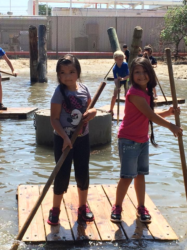 Huntington Beach Adventure Playground (c) Cleverly Catheryn