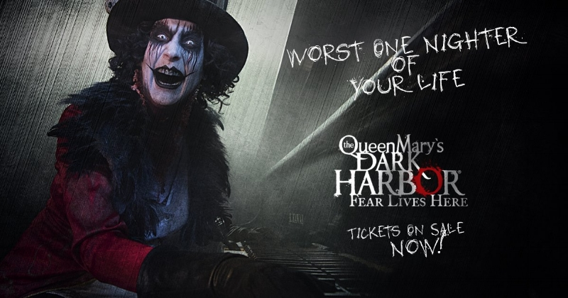 Image result for queen mary dark harbor 2018