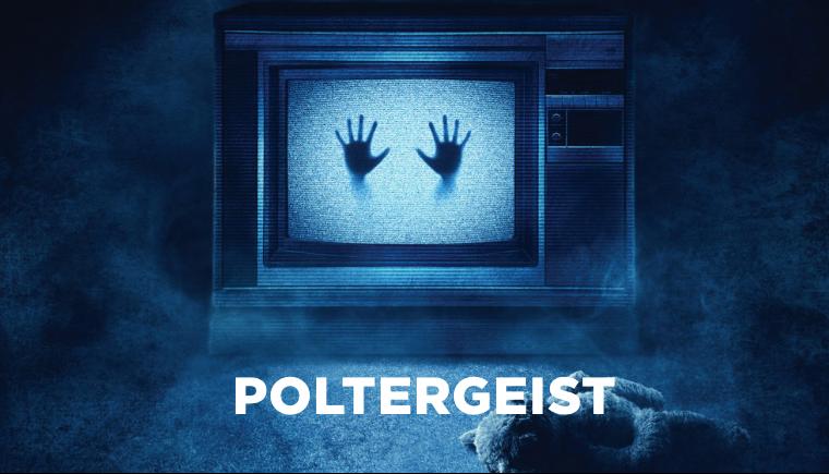 Poltergeist at Halloween Horror Nights Universal Hollywood