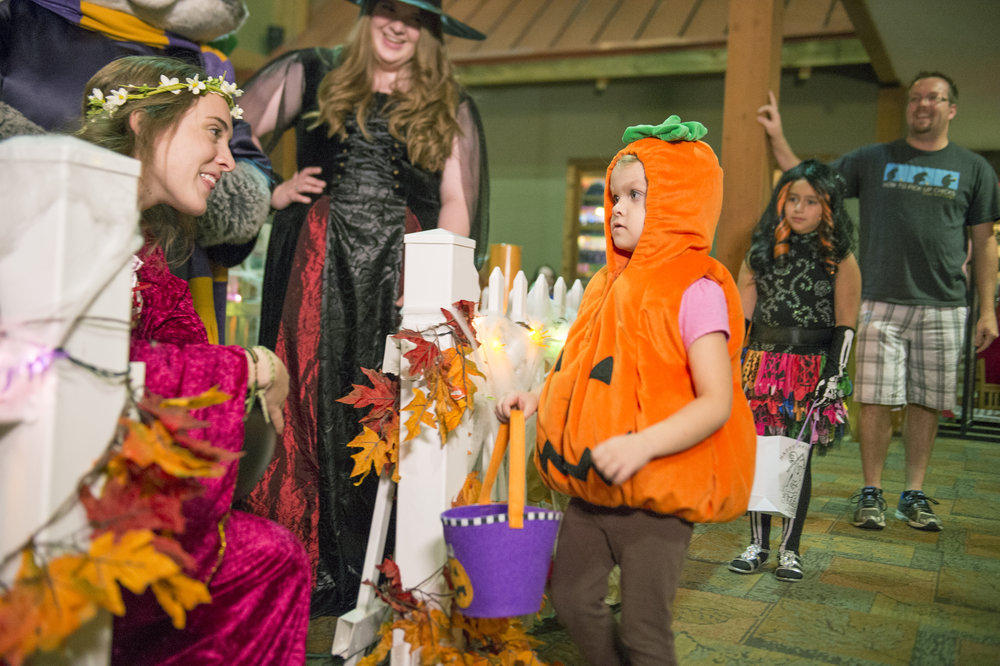 Howl-O-Ween at Great Wolf Lodge in Anaheim