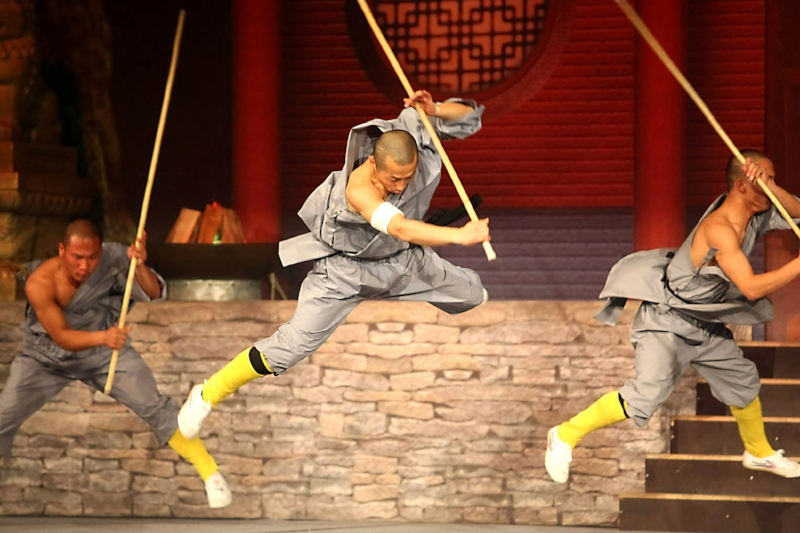 Chinese Warriors of Peking Musco Center for the Arts