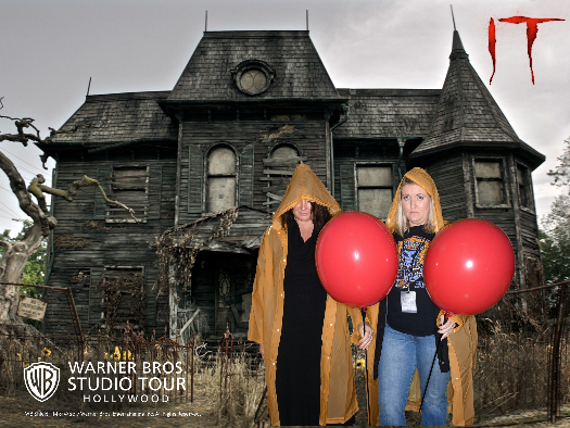 You'll float too! Just one of the fun Photos you can get. Included with the Loser's Club VIP Pass.