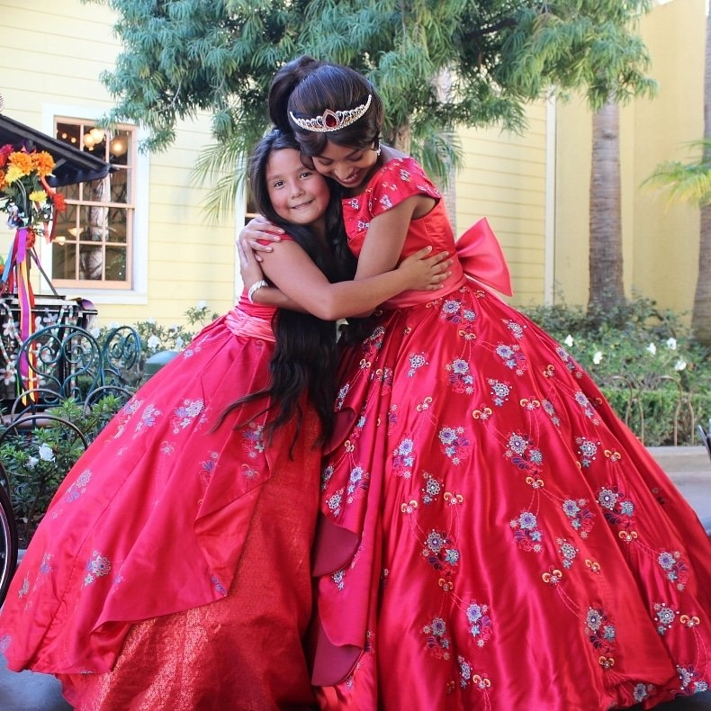 The Ultimate Collection Disney Elena of Avalor Costume For Girls Item 852289