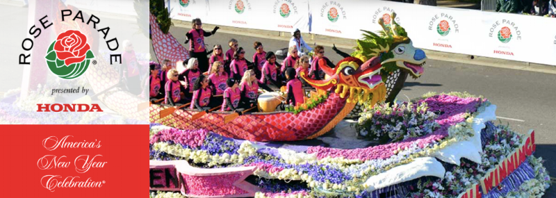 2019 Rose Parade Accessible Viewing Cleverly Catheryn