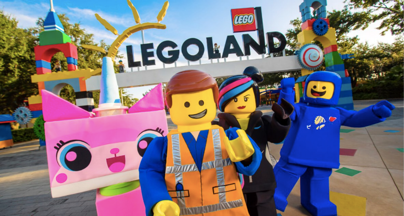 The LEGO® Movie Days at Legoland California