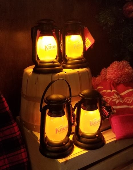 Perfect for your kids to light the way in Calico during Merry Farm. $15