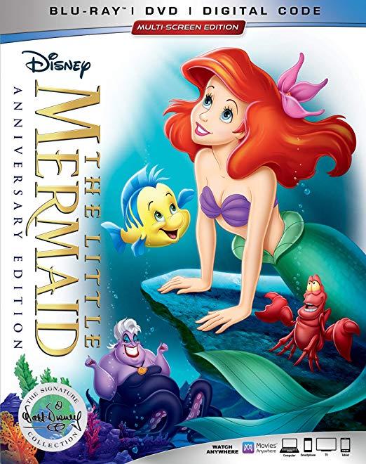 The Little Mermaid Walt Disney Signature Collection