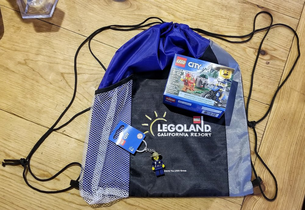 Legoland Giveaway (c) Cleverly Catheryn
