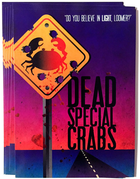 Identity & Marketing for   Dead Special Crabs