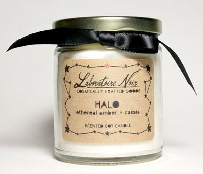 Branding & Packaging for Laboratoire Noir