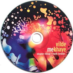 Vilde Mekhaye CD Design
