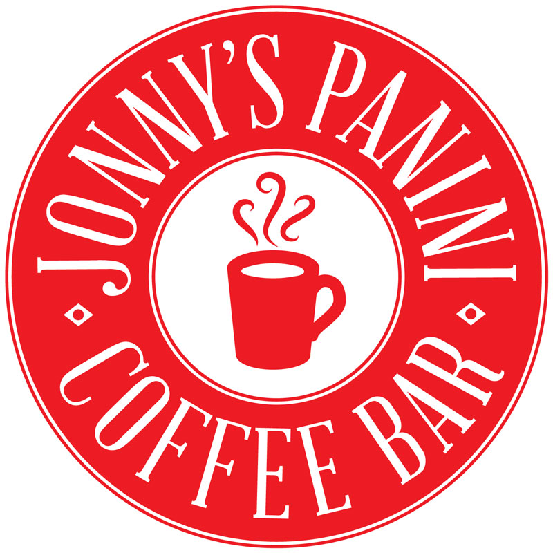 Jonny's Panini & Coffee Bar Logo