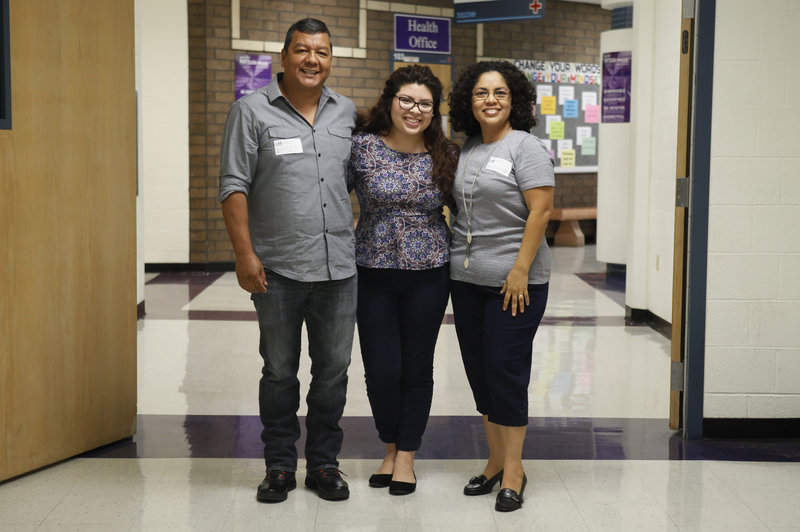 Alejandra's mom, Norma Galindo, is originally from El Salvador. Her dad, Arnulfo Galindo, is from Mexico. They've always known their daughter was bright beyond her years.