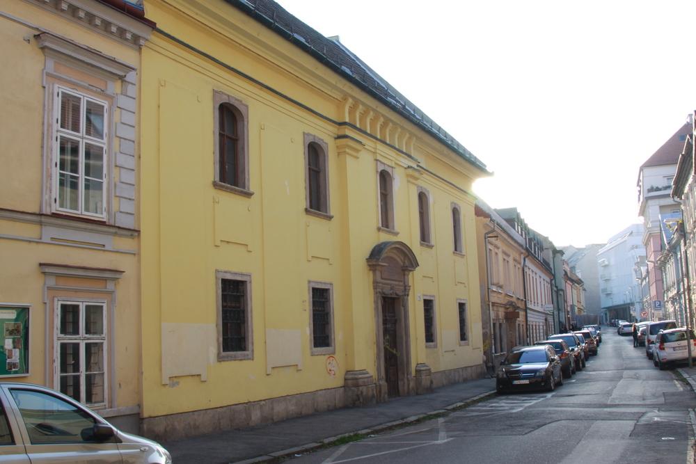 from Panenská Street