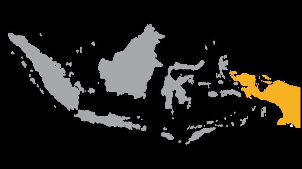 Terletak di wilayah paling timur dari Indonesia, Tanah Papua sendiri terbagi dalam dua provinsi yaitu Papua dan Papua Barat.