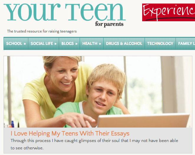 your teen magazine