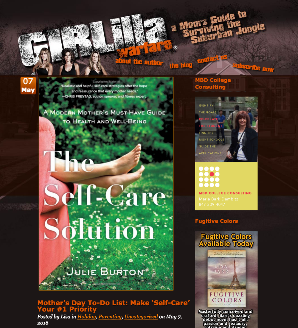 Girlilla-Warfare-Julie-Burton-Self-Care-Solution