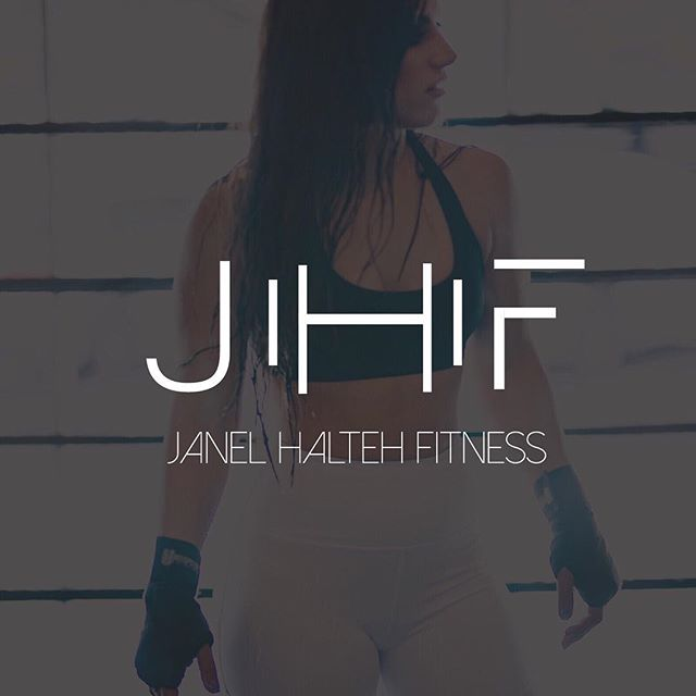 Brand development for the super bomb and beautiful @janelhalteh go follow her!!