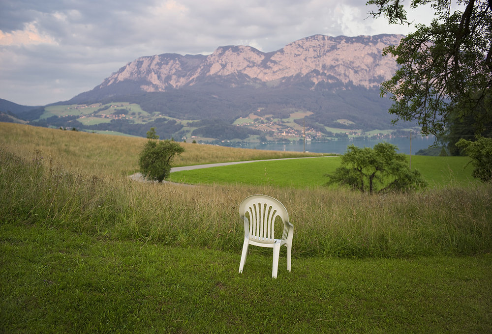 A Monobloc overlooking the Austrian landscape. (Photo: Jürgen Lindemann)
