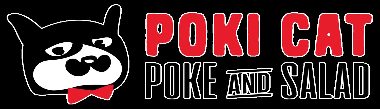 Poke Bowl and Sushi Burrito at Poki Cat Restaurant