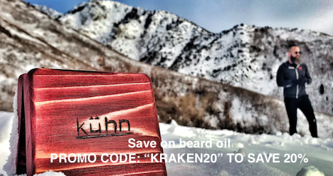 kuhn beard oil and balm