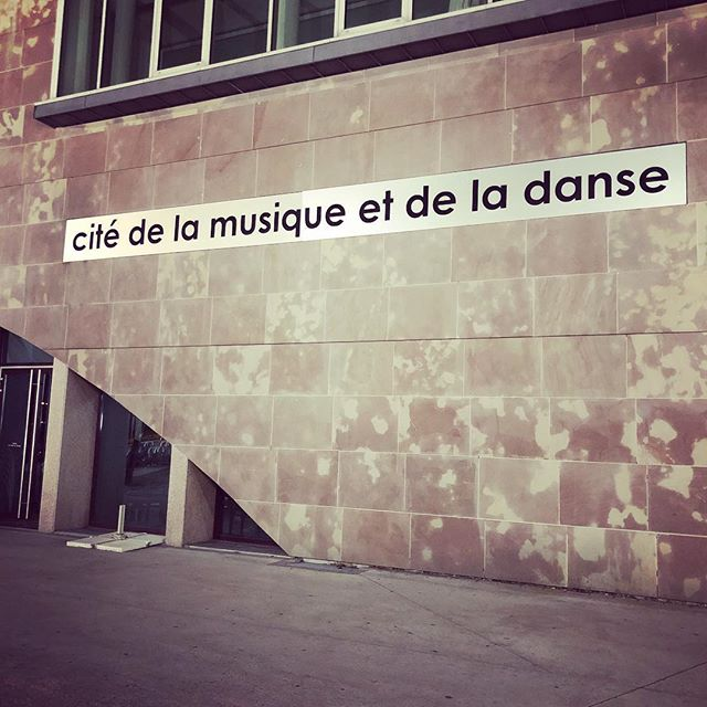 Audition day à demain Strasbourg, FR Sunday, March 10